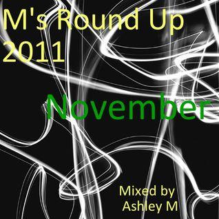 M's Round Up 2011 'NOVEMBER'