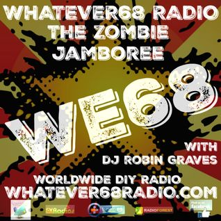 The Zombie Jamboree with Dj Robin Graves recorded live 7.9.2016