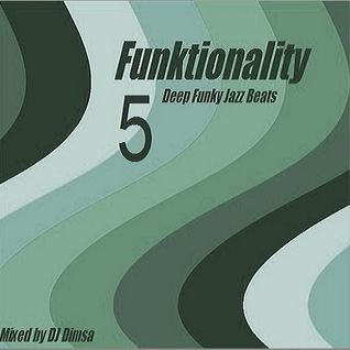 Funktionality 5 - Deep Funky Jazz Beats (2015)