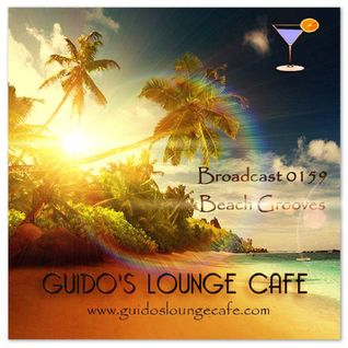 Guido's Lounge Cafe Broadcast 0159 Beach Grooves (20150320)
