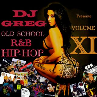 OLD SCHOOL RNB HIP-HOP MIX 90's VOL.11