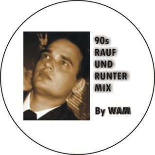90s Are Back Mixtape - Live Mixtape Gladhouse Cottbus by DJ WAM 17.11.2011