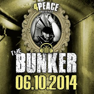 4Peace - The Bunker - Live on AMW - 06.10.2014