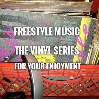 Freestyle Music The Vinyl Series 2 - DJ Carlos C4 Ramos