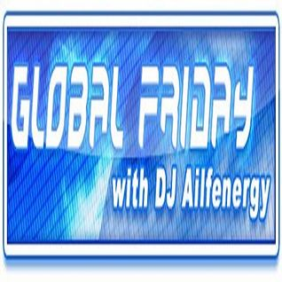 DJ Ailfenergy presents Global Friday 129 (PureSound.FM)-25-10-2013-PS