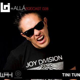 B+allá Podcast 028 Tini Tun