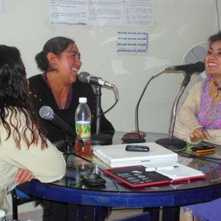 Guerreras Contra la Violencia - Programa Especial Axocotzin Radio - 25 11 12