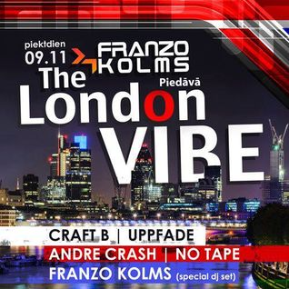 Andre Crash - London Vibe Event Set (09-11-2012)