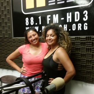 7-26-16 Entertainment with guest: Veronica Meza