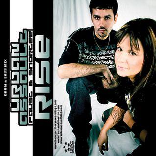 Urban Assault (Faust&Shortee) - Rise (D&B Mix)