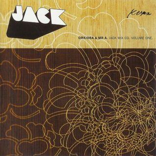 JACK MIX VOL.1 / MR.A / OCTOBER 2003