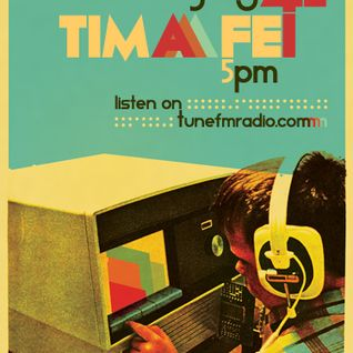 Tima Fei (NORdjs) Tune FM 4th of July mix