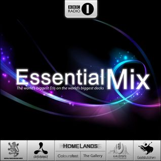 Danny Rampling - Essential Mix - BBC Radio 1 - [1993-11-20]