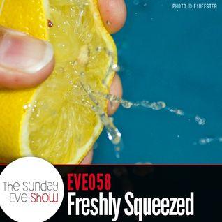 Sunday Eve's freshly squeezed (20.11.11)