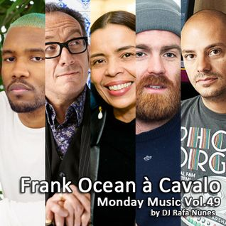 Monday Music vol.49 - Frank Ocean à Cavalo
