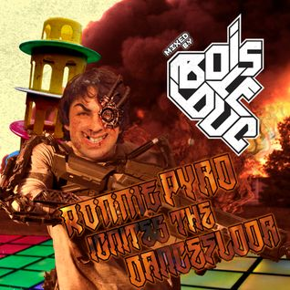 Bois Le Duc - Ronnie Pyro Ignites The Dancefloor