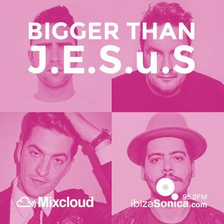 EATS EVERYTHING - BIGGER THAN JESUS RADIO SHOW on IBIZA SONICA - 28/07/2014