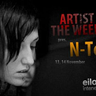 N-tchbl - Artist of the Weekend on EILO.org - 13.10.2010