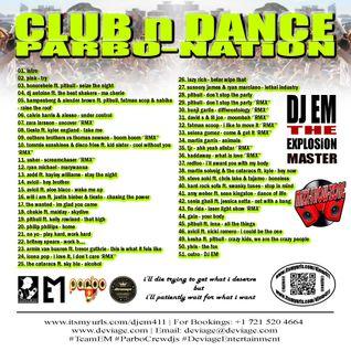 CLUB n DANCE PARBO-NATiON BY DJ EM