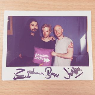 Biffy Clyro co-host with Pete Donaldson
