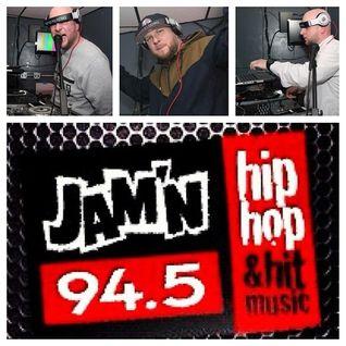 JACK FROST / JAMN 94.5 FM / 6-21-13