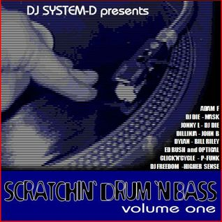 Scratchin' D&B Volume 1 (1999)
