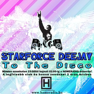 Starforce Deejay-Progrestar radio show episode 08 with HOMERADIO