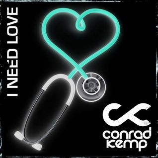 Conrad Kemp - I Need Love (black cover)