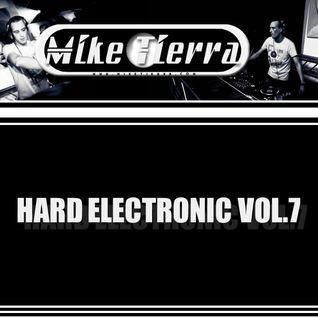 Mike Tierra - Hard Electronic Vol.7