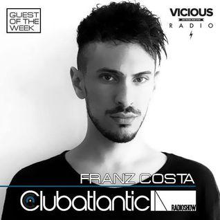 Clubatlantic Radio Show 2015 - 2016 @ Semana 17 (De 18 a 24 ene 2016) - Special Guest: Franz Costa