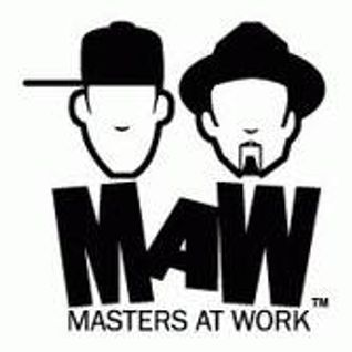 Masters At Work Throwdown Mix Part 2