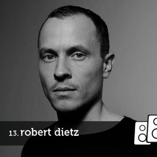 Soundwall Podcast 13 : Robert Dietz