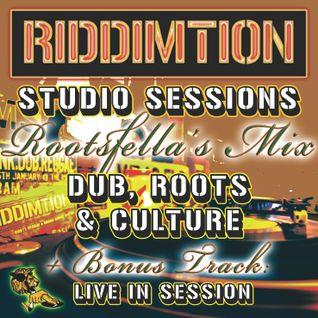 STUDIO SESSIONS vol 2 Roots Fella's mix