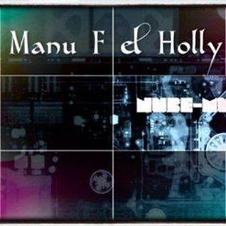 Manu F & Holly J ~ Bk2Bk ~ NUBE MUSIC RADIO ~ March 2015