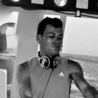 SEBASTIAN LAHM / Pure Intec Space sunset terrace with Cirque de la Nuit / 02.07.2013 / Ibiza Sonica