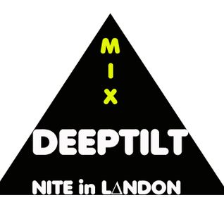 DJ Kenny Mitchell/DEEPTILT/ LDN LITES MIX