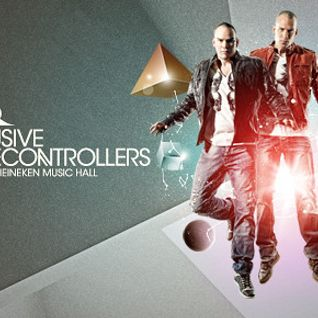 Noisecontrollers - Live @ X-Qlusive Noisecontrollers, Amsterdam (21-01-2012)