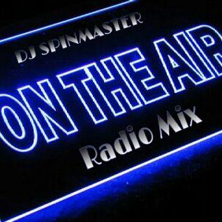 DJ SPINMASTER - Old School Radio Mix