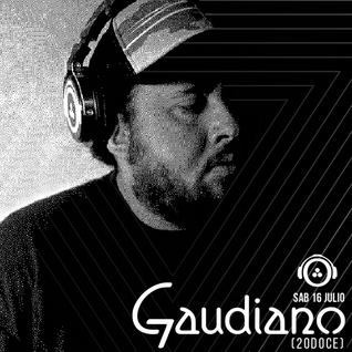 Gaudiano @ 20doce (16.07.2016)