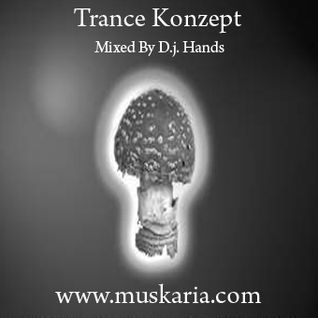 Trance Konzept (2006) - Mixed By D.j. Hands (Muskaria)