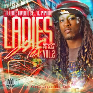 LADIES MIX - VOL. 2 - DJ PAPADON [R&B vs HIP HOP]