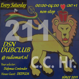 DSN DUBCLUB 211 cchr @ www.radiomart.nl (2015.05.30)