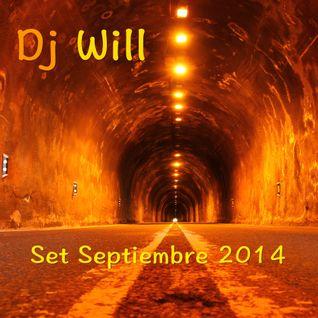Dj Will - Set Septiembre 2014