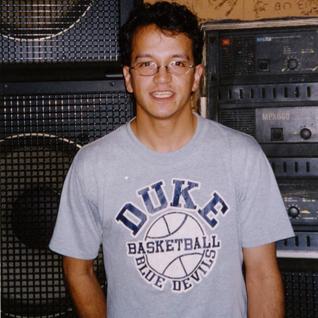 Mark Farina @ Simon's, Gainesville FLA-1995