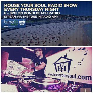 HYS Show on Bondi Beach Radio with George Kristopher 7.4.16
