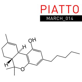 Piatto #16 ••• Djset March 2014