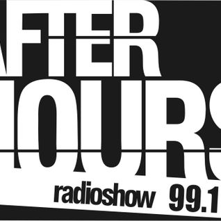 Hans Tavera on Afterhours Radio Show 99.1 FM - 21.05.11