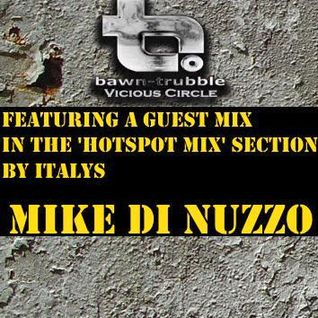 Bawn Trubble presents : Vicious Circle Podkast #003 In The Mix Mike di Nuzzo Dj From Italy