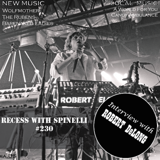 RECESS: with SPINELLI #230, Robert DeLong