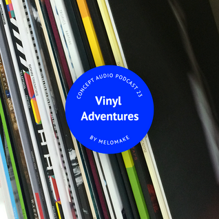 CAP23: Melomake — Vinyl Adventures (Vinyl Only)